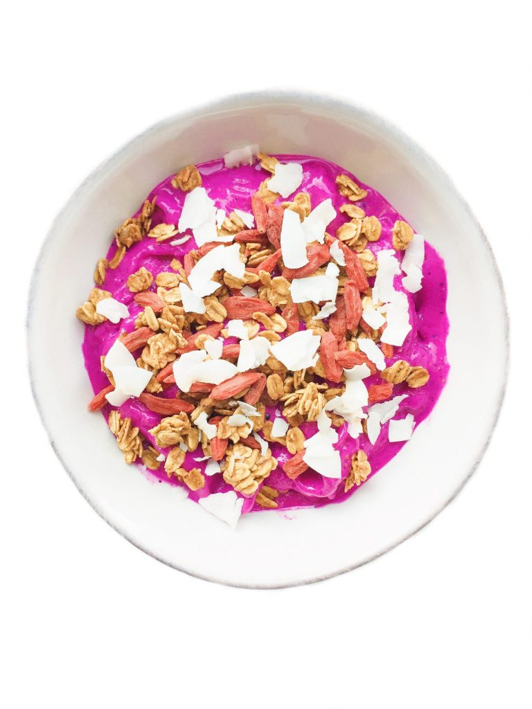 Berry Crunch Smoothie Bowl2