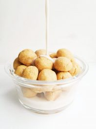 Homemade Almond Butter Cookie Cereal