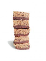No-Bake Chocolate Chip Cookie Brownies Bars