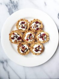 Homemade Granola Bowls (vegan + gluten-free)