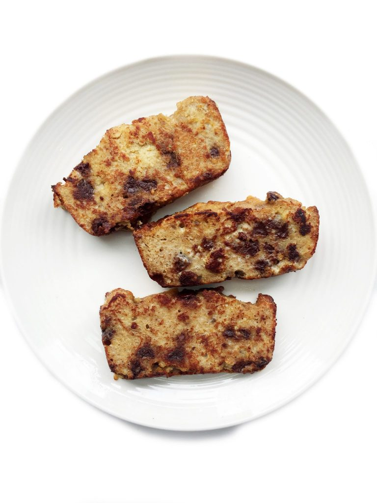 Paleo Banana Bread French Toast by rachLmansfield