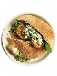 The Best Crispy Vegan Falafel