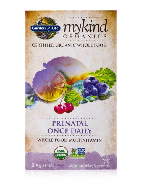 Garden of Life Prenatal Vitamin