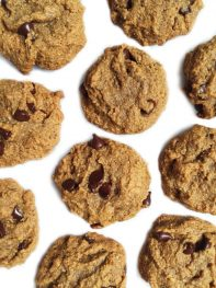 The Best Soft Paleo Chocolate Chip Cookies (nut-free)