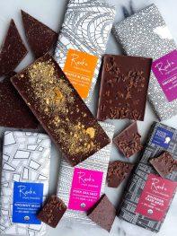 The Key to My Heart: Raaka Virgin Chocolate