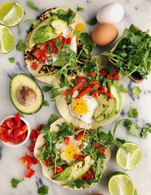 How to Make the Best Breakfast Tacos (gluten-free)