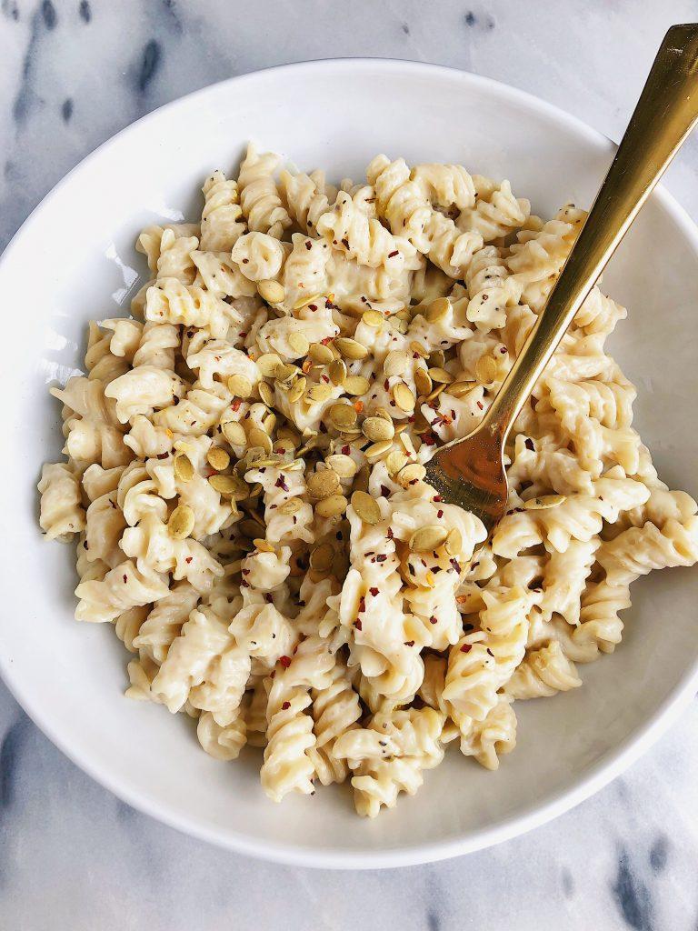 Gluten-free Cauliflower Mac & Cheese
