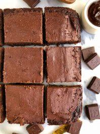 The Best Paleo Chocolate Sheet Cake (nut-free)