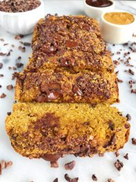 The Best Paleo Pumpkin Chocolate Chip Bread