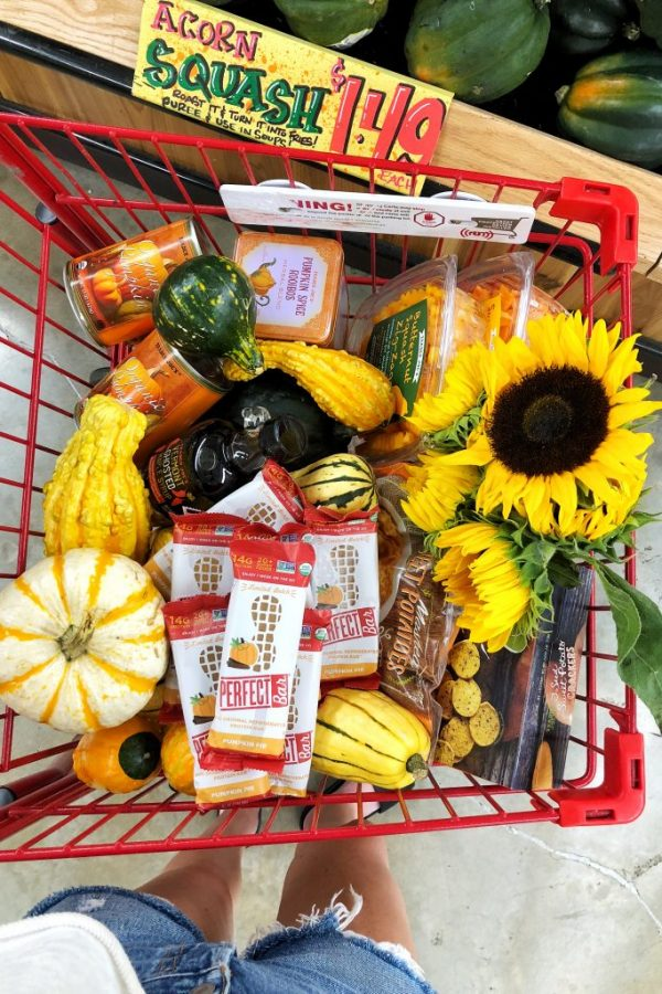 My Favorite Healthy Fall Products from Trader Joe's