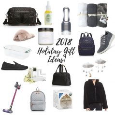 2018 Holiday Gift Guide for Everyone on Your List