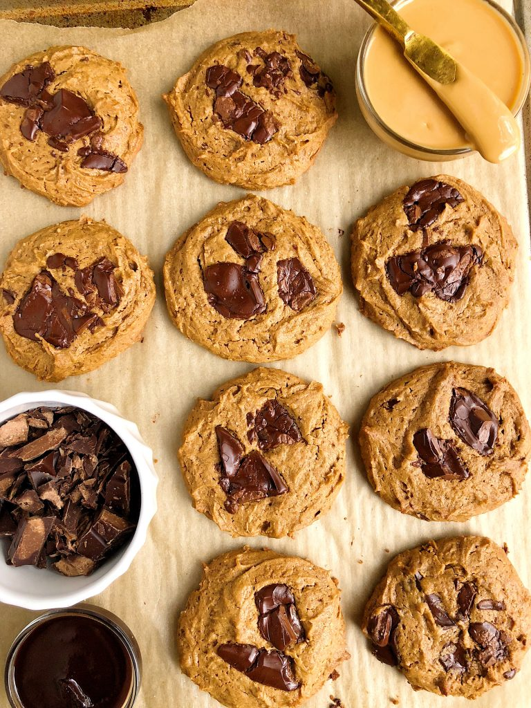 Vegan Peanut Butter Chocolate Chip Cookies Rachlmansfield