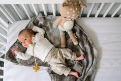Sleeping Training Ezra: How We Did It