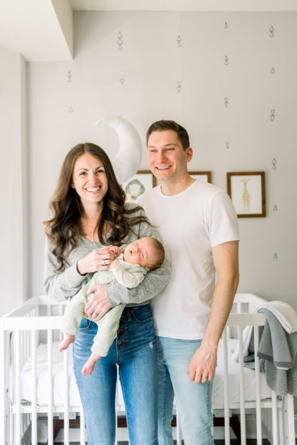 Ezra's Baby Nursery Reveal