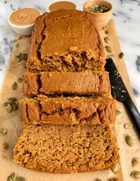 The Best Gluten-free Pumpkin Bread Ever