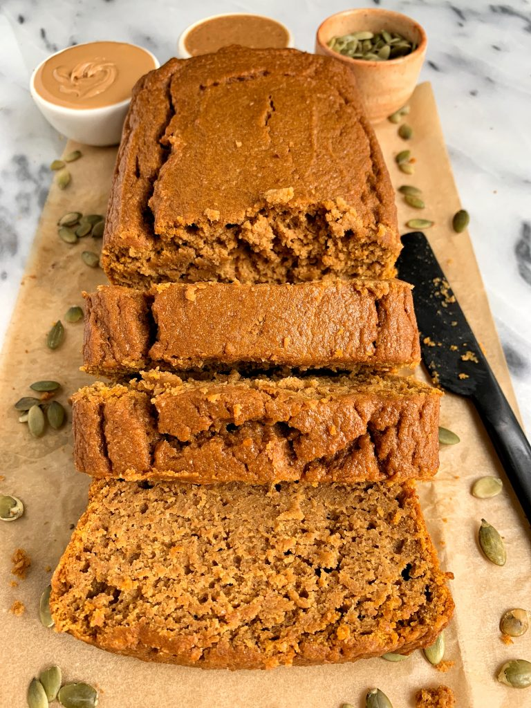 The Best Gluten Free Pumpkin Bread Ever Rachlmansfield