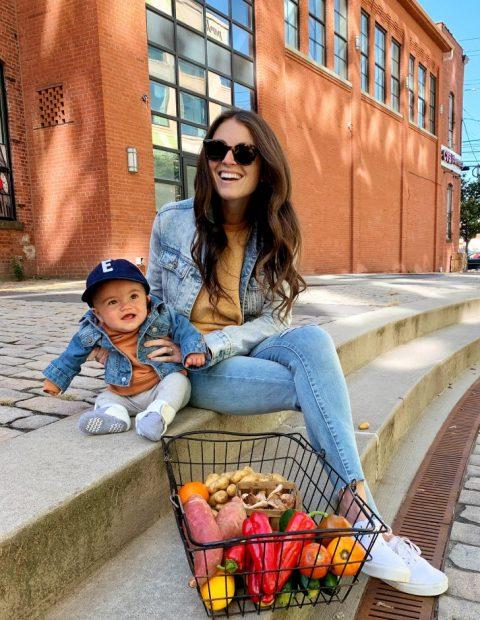 10 Things I do to Help Keep Me Sane(-ish) as a Mama