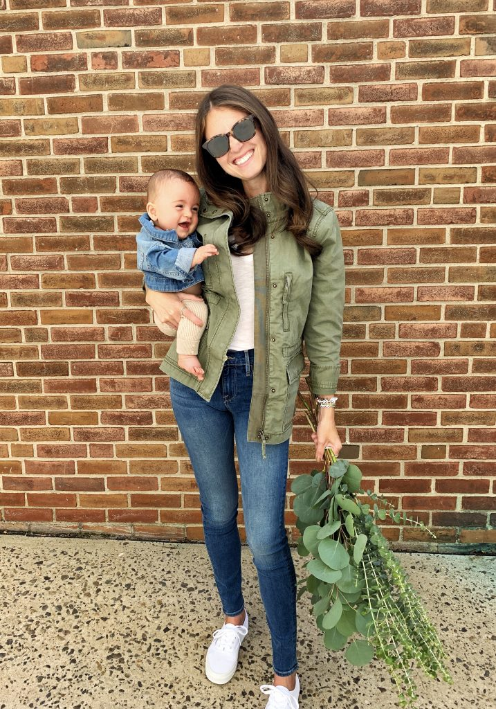 Sharing the 10 things I do to help keep me sane(-ish) as a mama