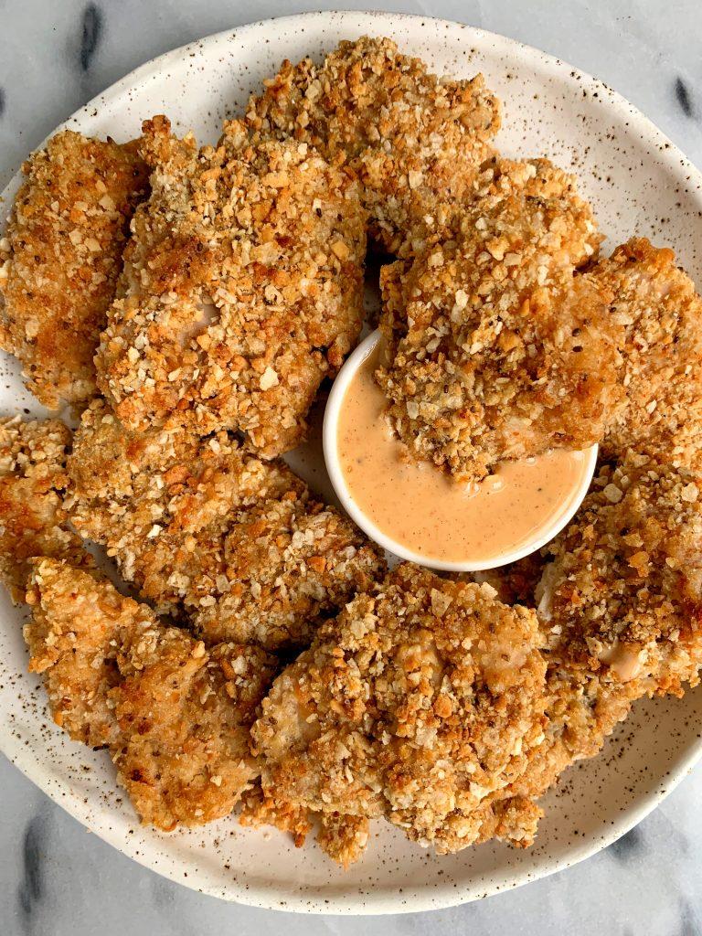 Paleo Crispy Chicken