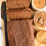 This Paleo Almond Flour Gingerbread Loaf is the the most delicious gingerbread cake for the holiday season. Made with all gluten-free, dairy-free and refined sugar-free ingredients.