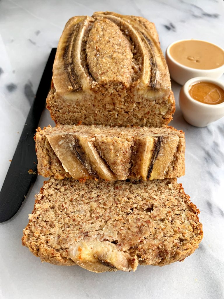vegan and paleo banana bread