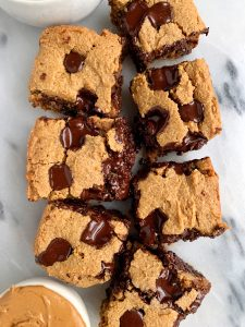 paleo cookie bars