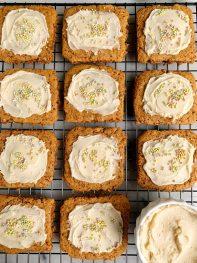 4-ingredient Gluten-free Vanilla Cake Mix Cookies