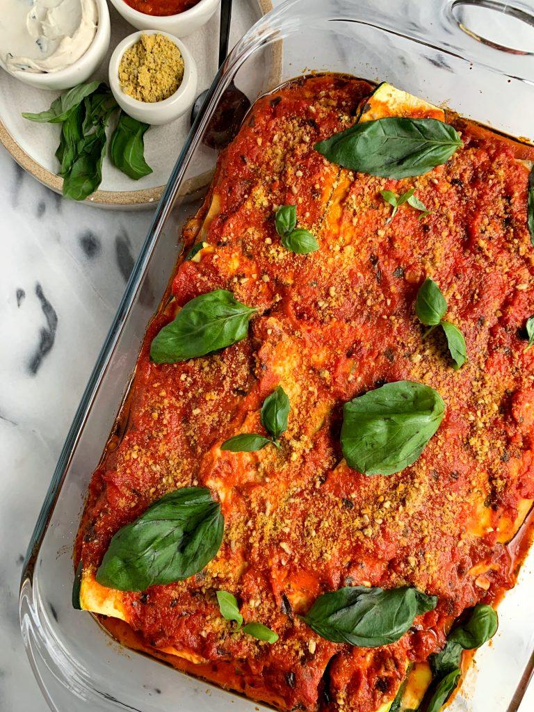 whole30 lasagna