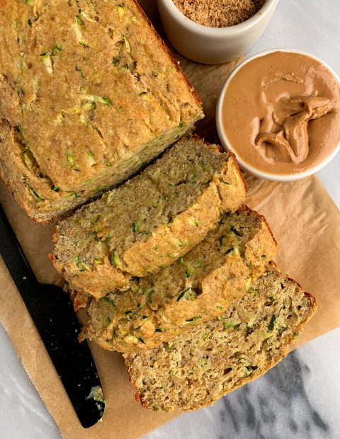 The Best Paleo Banana Zucchini Bread