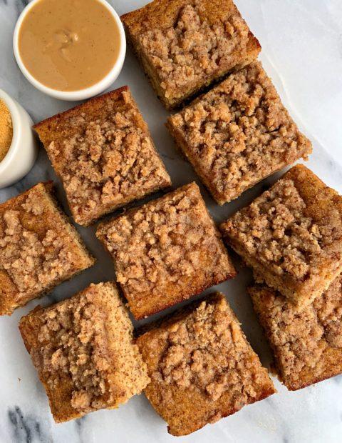 The Best Ever Paleo Coffee Cake Recipe