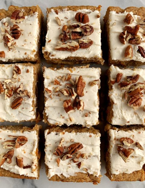 The Best Vegan Gluten-free Carrot Cake