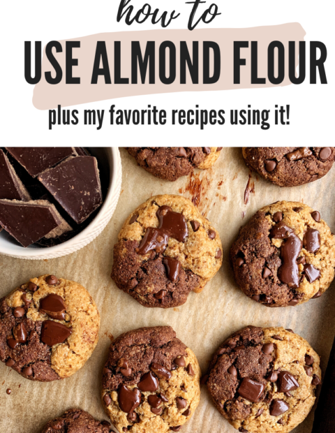 25+ Healthy and Delicious Recipes Using Almond Flour
