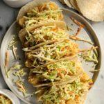 crispy paleo tacos