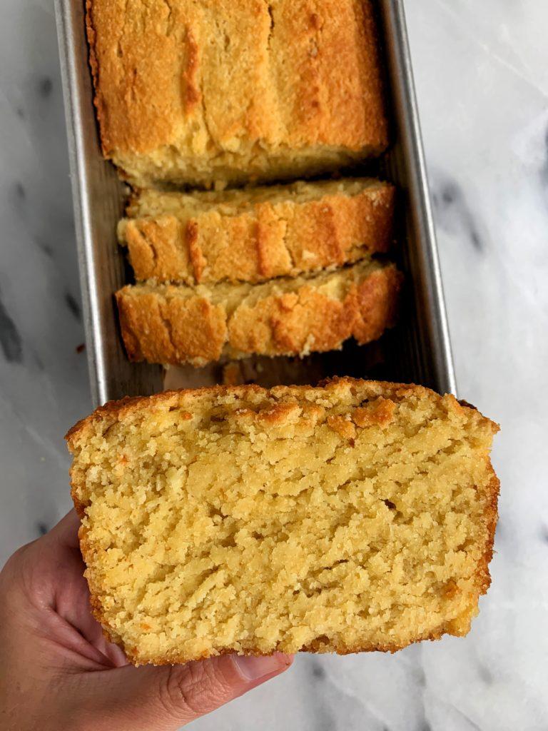 paleo poundcake
