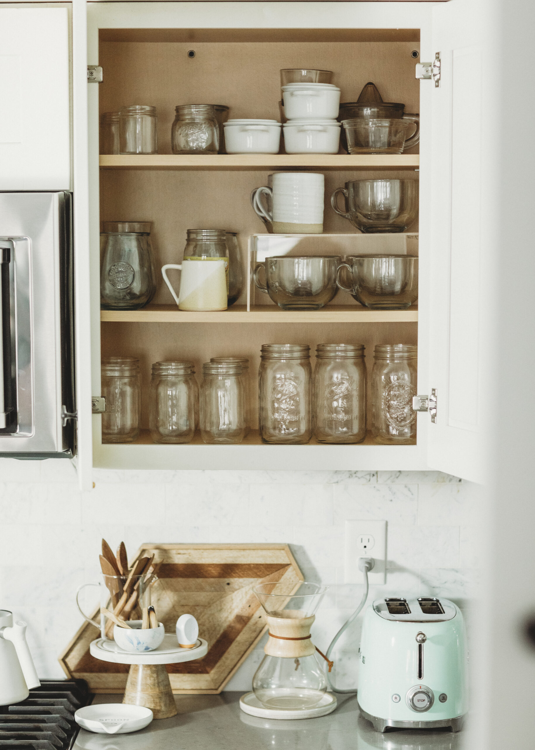 Small Kitchen Organization 101 by a Professional Organizer