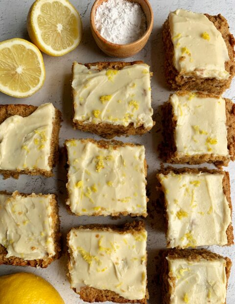 The Best Ever Gluten-free Lemon Cake
