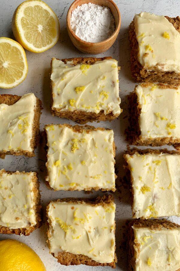 The Best Ever Gluten-free Lemon Cake
