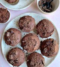 Damn Good Paleo Chocolate Cupcakes Recipe