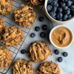 Good Morning Gluten-free Breakfast Cookies! These are the ultimate healthy breakfast cookie made with all vegan, gluten-free and dairy-free ingredients. Plus they're naturally sweetened with banana and maple syrup!