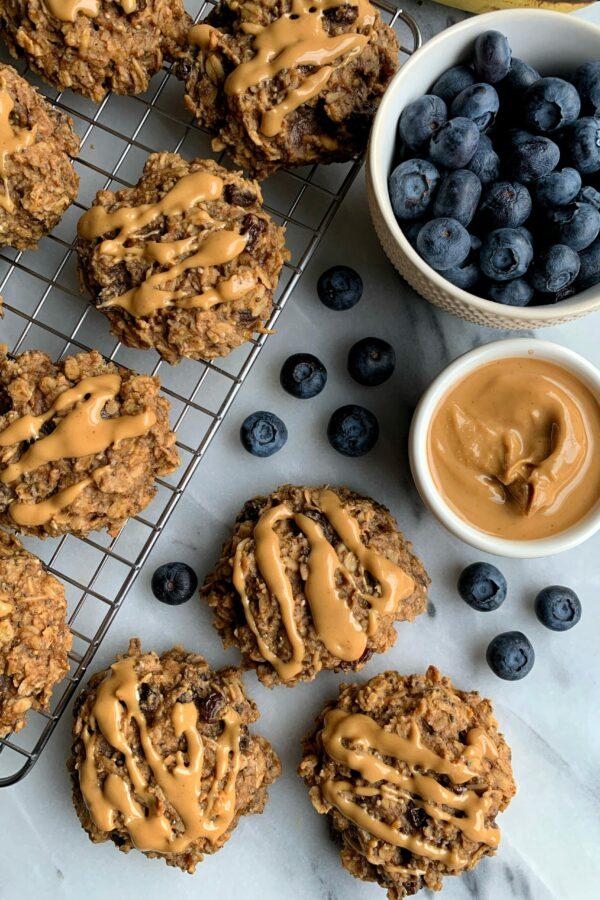 Good Morning Gluten-free Breakfast Cookies!