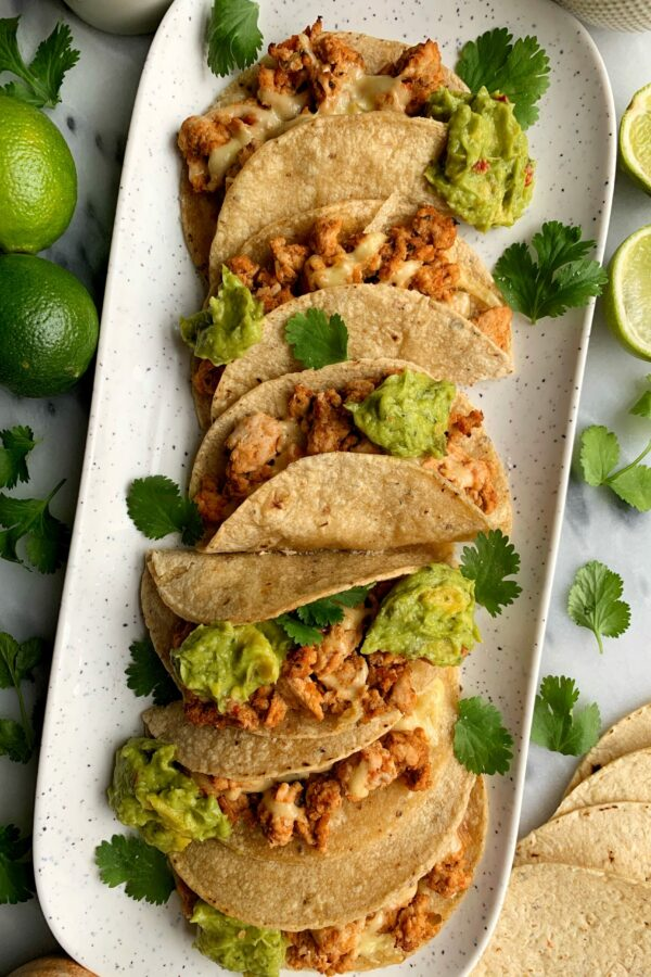 The Best Ever Healthy Chipotle Tacos!