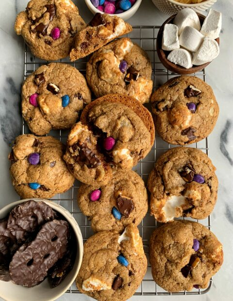 The Everything You Are Craving COOKIES!
