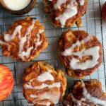 OMG Homemade Apple Fritters!
